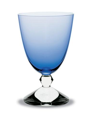 Vega Sapphire Water Glass