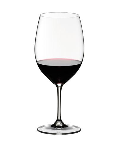 Two Vinum Bordeaux Glasses