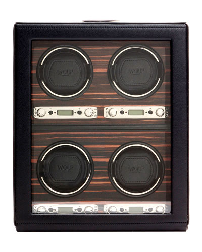 Roadster 4 Piece Watch Winder