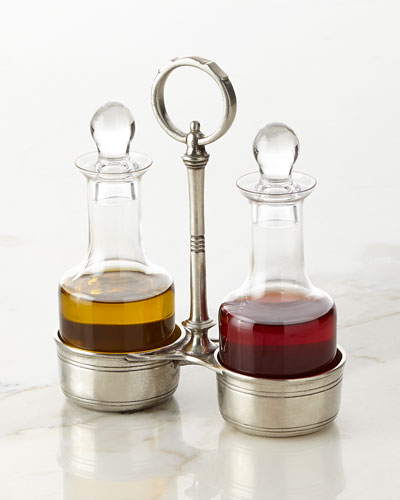 Tavola Medium Oil & Vinegar Set
