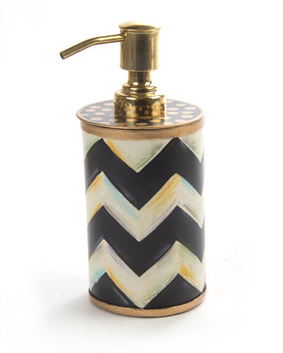 Zig Zag Pump Dispenser