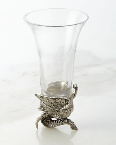 Stirrup Cup with Elephant