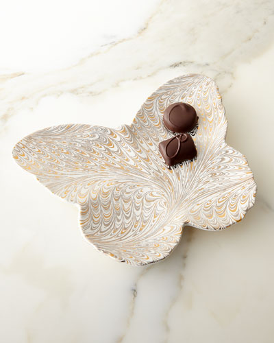 Small Firenze Medici Butterfly Tray