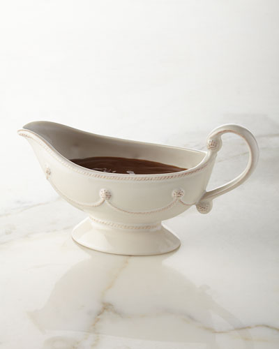 Berry & Thread Gravy Boat