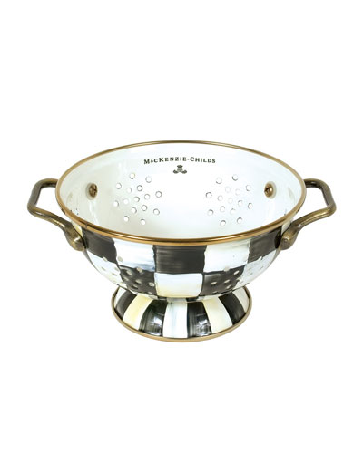Courtly Check Small Colander