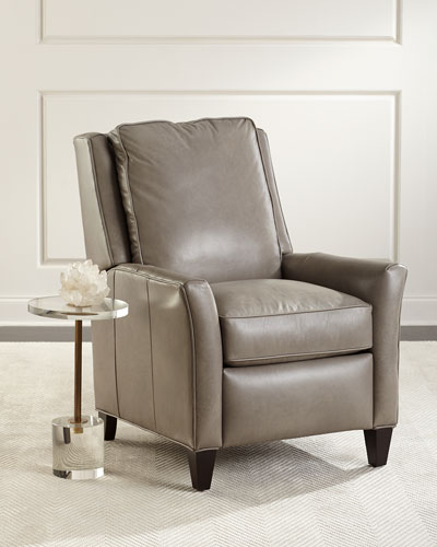 Fulton Leather Recliner