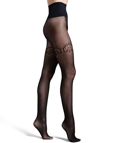 Coquette Lady Like Tights