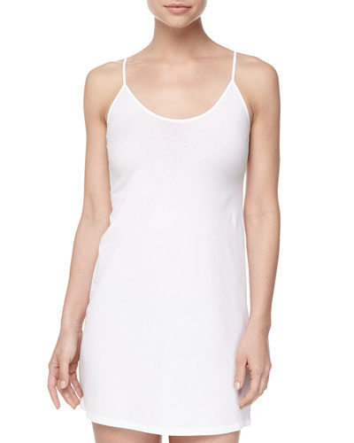Sexy Jersey Cotton Slip