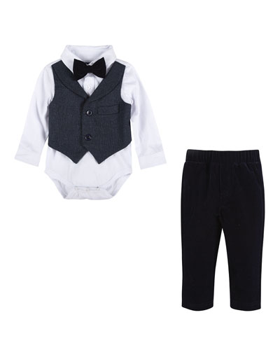 Two-Piece Suit Set, Size 3-24 Months