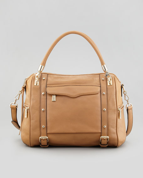 6e00856315b6 Rebecca Minkoff Cupid Studded Satchel Bag