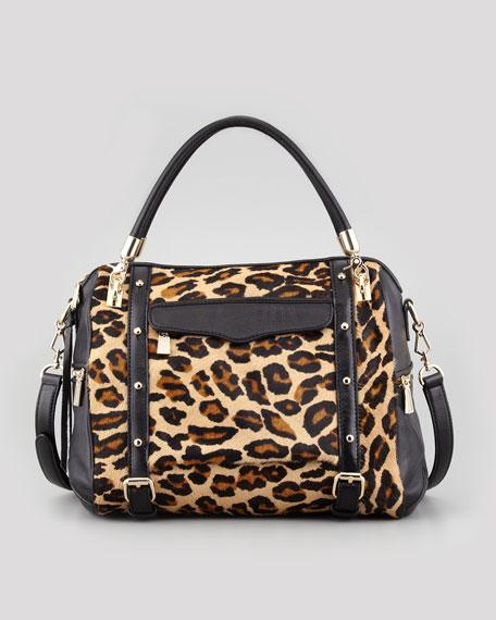 60999c3ea06b Rebecca Minkoff Cupid Calf Hair Satchel Bag