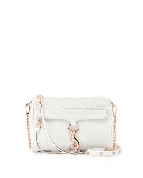 Mini M.A.C shoulder bag - White Rebecca Minkoff 4vEbazY