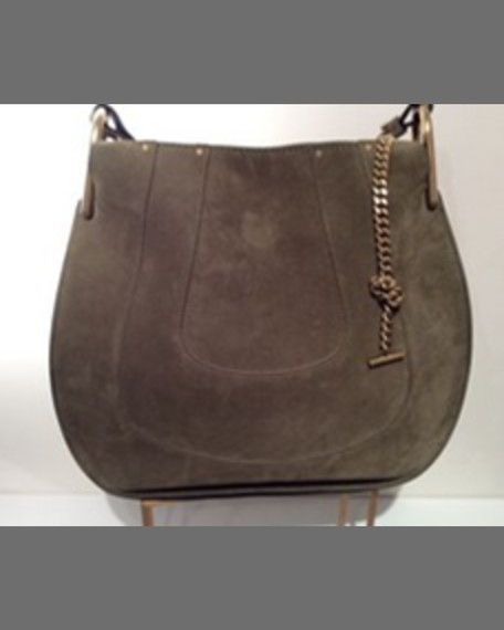 8a94f4b1fa Chloe Hayley Large Suede Hobo Bag