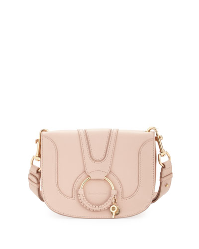 Hana Medium Ring Saddle Bag