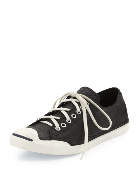 4dcf4a16bf26 Converse John Purcell Leather Low-Top Sneaker