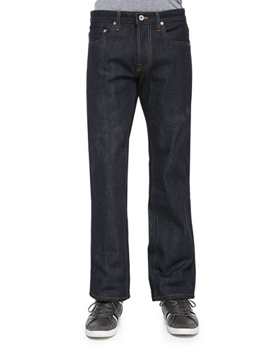 Reed Raw-Selvedge Denim Jeans