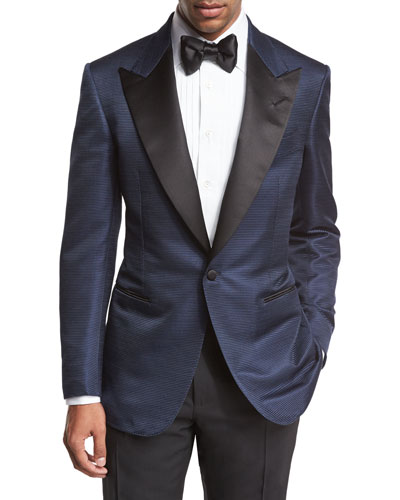 Men S Tuxedos Amp Evening Jackets At Neiman Marcus