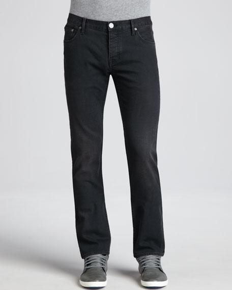 l'atteggiamento migliore 16fa7 b9ade Steadman Slim-Fit Jeans Black