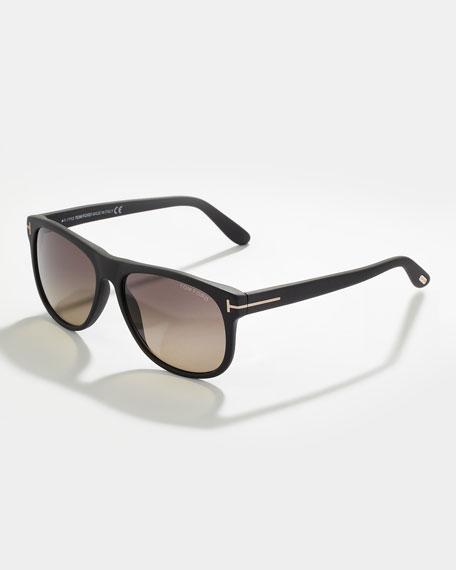 a5b7591587b TOM FORD Olivier Polarized Sunglasses