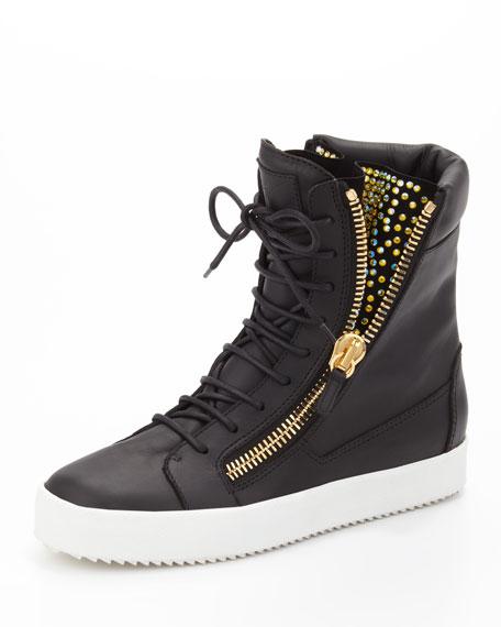 zipped high sneakers Giuseppe Zanotti 8tIXic