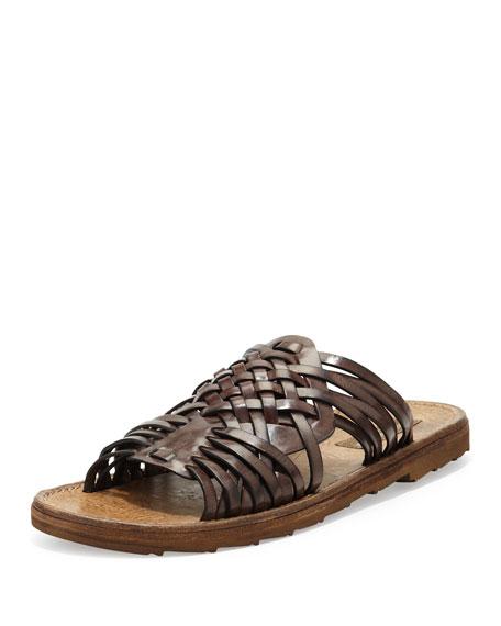 3b24135a299 Dolce   Gabbana Men s Woven Huarache Sandal