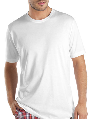 Night & Day Short-Sleeve Shirt, White