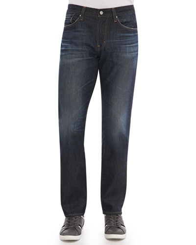 Protege Relaxed Fit Jeans, Four Years Wave