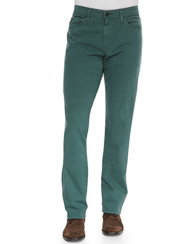 Protege Faded Twill Pants, Glade Green