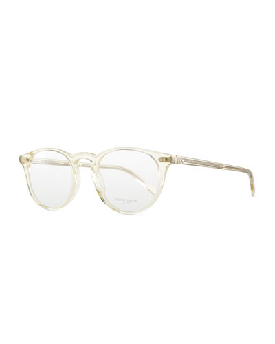 Riley Clear Men's Fashion Glasses
