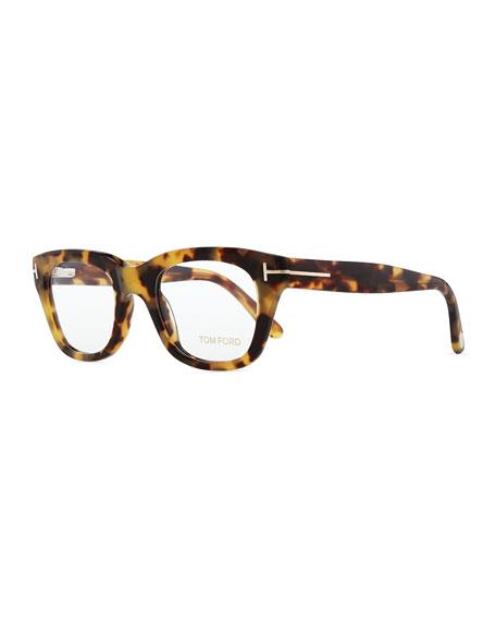 86ba4852764c4 Tom Ford Large Acetate Fashion Glasses