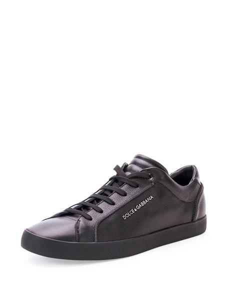 Dolce & Gabbana Baskets Basses - Noir jZMPqAi