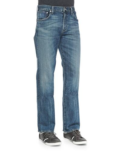 Sid Classic Straight Milo Jeans