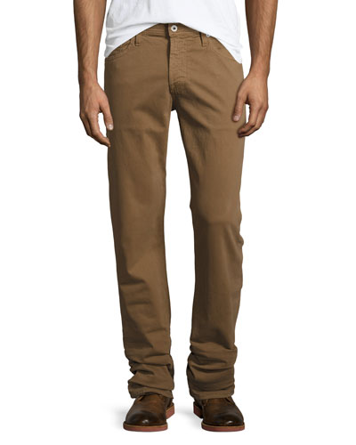 Graduate Sud Jeans, Dark Tan
