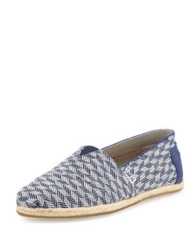 Alpagarta Patterned Flat Shoe