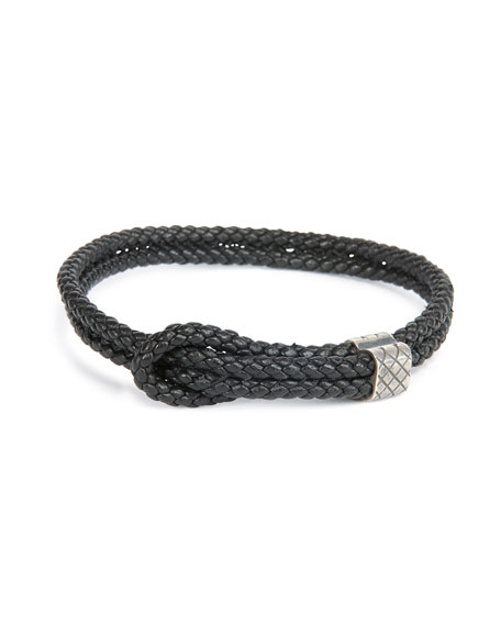 za bracelet shopping item and farfetch silver nappa women intrecciato veneta bottega espresso