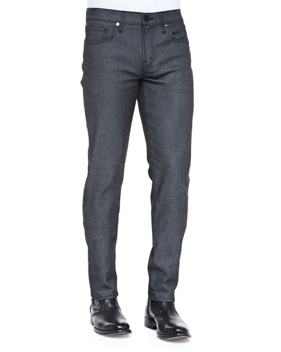 Tyler Abrams Raw Denim Jeans