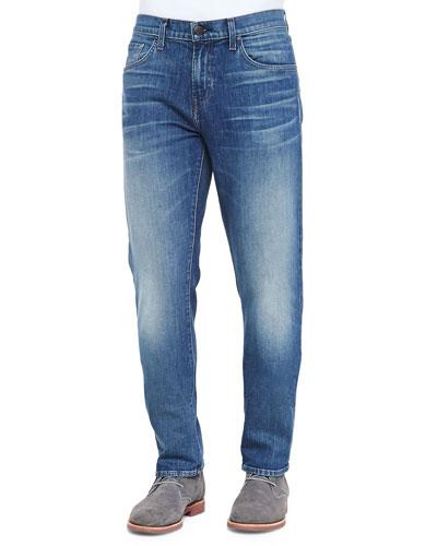Clint Pierson Straight-Leg Jeans