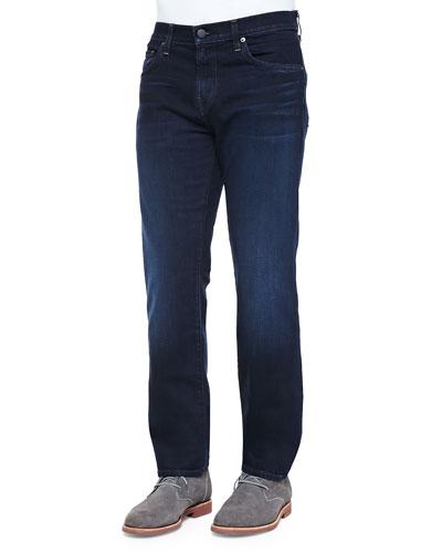 Kane Construct Stretch-Denim Jeans