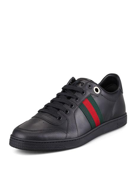 2dcd8b417 Gucci Coda Low-Cut Sneaker, Black