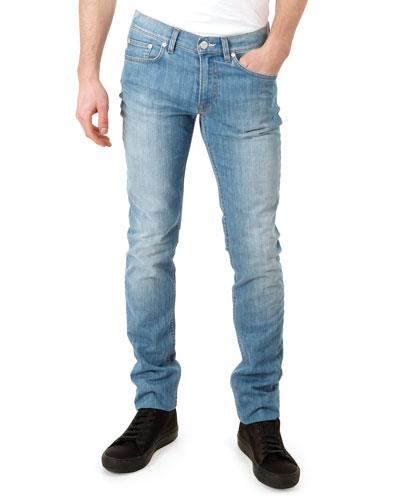 Ace Light Vintage Wash Jeans