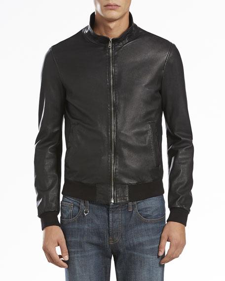 d11479b40881 Gucci Napa Leather Jacket