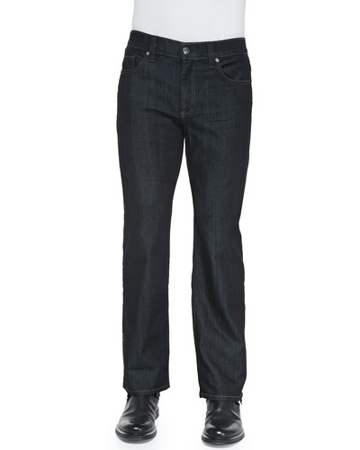 5011 Revolution Rinse Jeans, Dark Blue