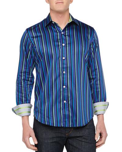 Winston Striped Sport Shirt