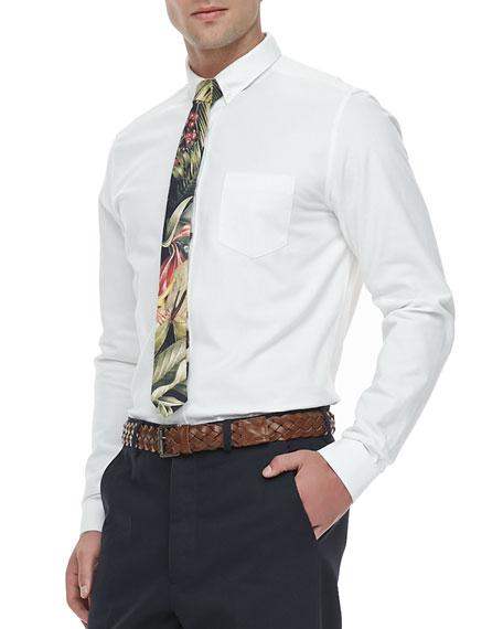 31f69ff0c5c Ami Button-Down Oxford Shirt