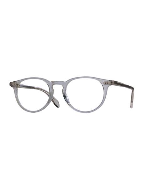 c55d8467b6f Oliver Peoples Riley Rounded Eyeglasses