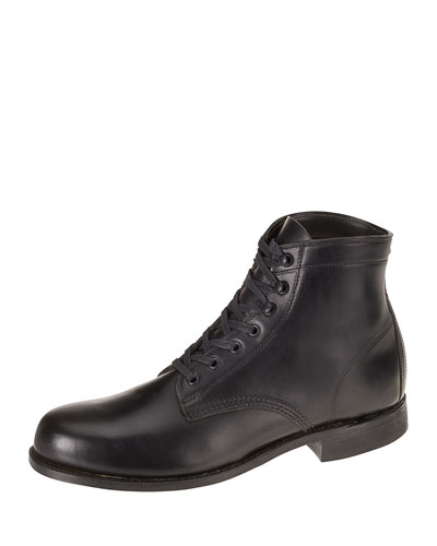 1000 Mile Leather Boot, Black