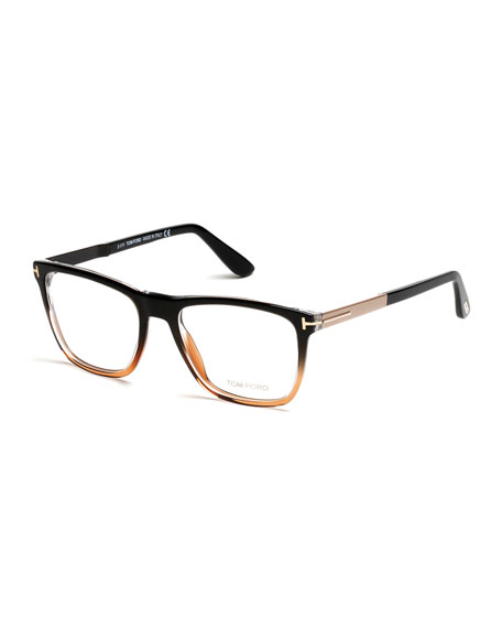 today black free shipping product tom clothing shoes ford unisex eyeglasses overstock frames plastic