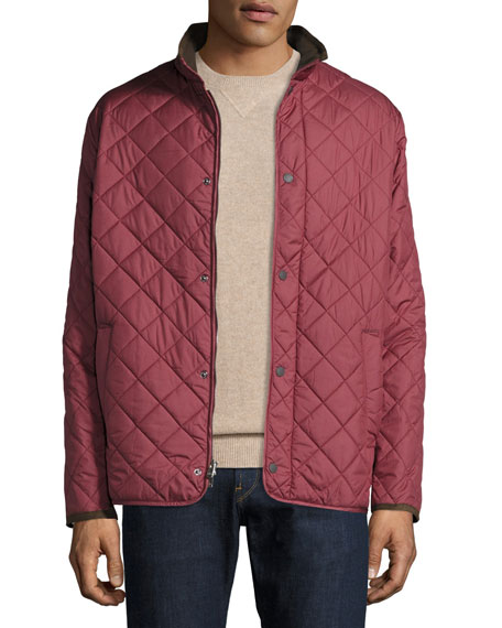 fa2f6080d502 Peter Millar Norfolk Lightweight Quilted Jacket