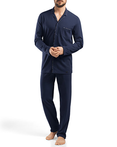 Alberto Knit Pajama Set