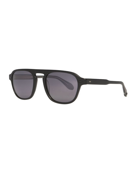 Grayson sunglasses - Black Garrett Leight E8iq5PqLmn